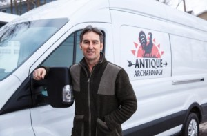 American Pickers Van